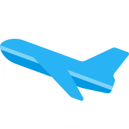Airplane 2 Starting Icon 256x256