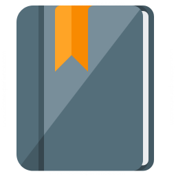 Book Bookmark Icon 256x256
