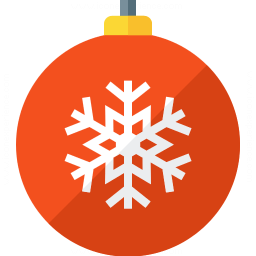 Christmas Ball Icon 256x256