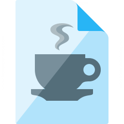 Document Cup Icon 256x256
