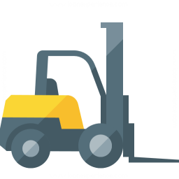 Forklift Icon 256x256