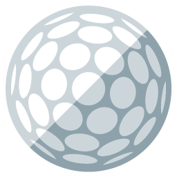 Golf Ball Icon 256x256