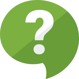 Speech Balloon Question Icon 256x256