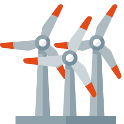 Wind Engines Icon 256x256