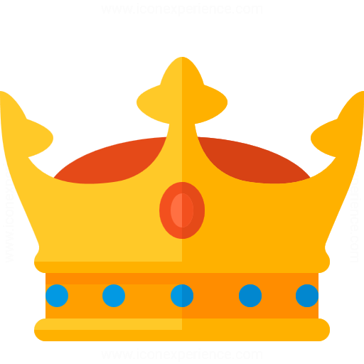 iconexperience 187 gcollection 187 crown icon