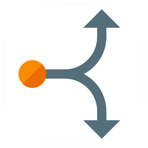Graph Fork 2 Icon