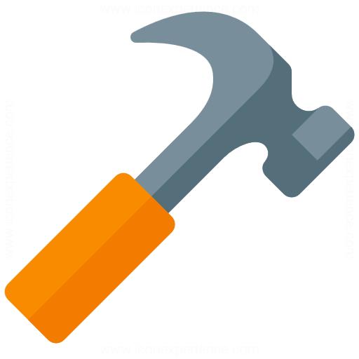 Hammer Icon IconExperience » ...