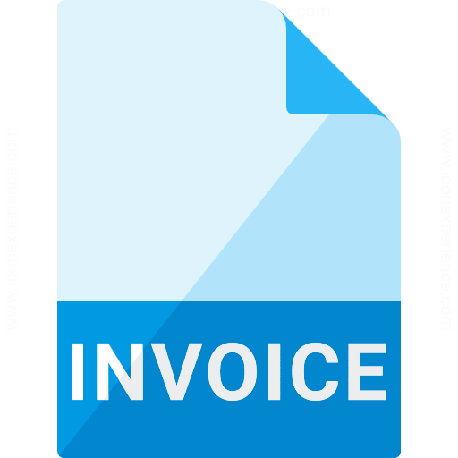 Image Gallery invoice icon