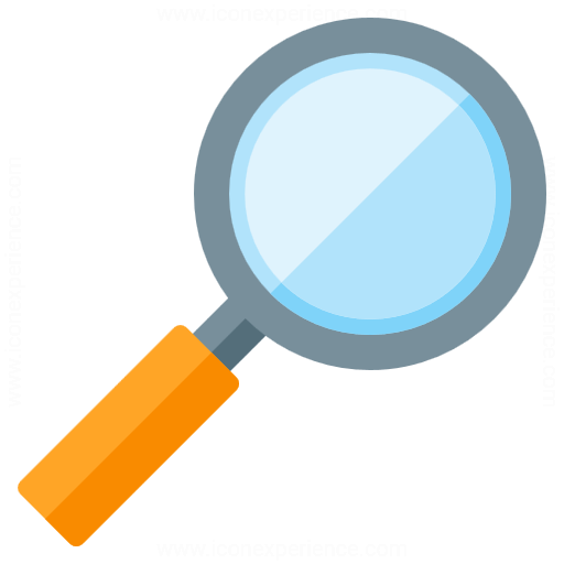 File Explorer Magnifying Glass