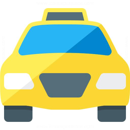 iconexperience 187 gcollection 187 taxi icon