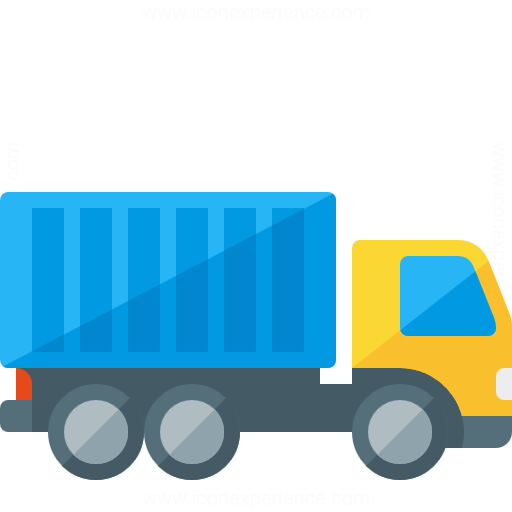 Truck Container Icon