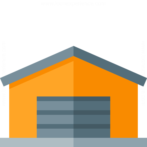 Warehouse Icon Iconexp...