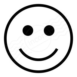 IconExperience » I-Collection » Emoticon Smile Icon