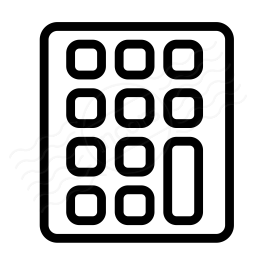 keypad icons Search Result