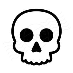 Iconexperience 187 I Collection 187 Skull Icon