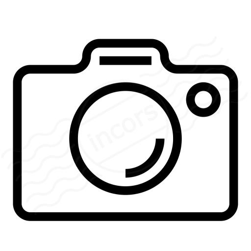 IconExperience » I-Collection » Camera Icon