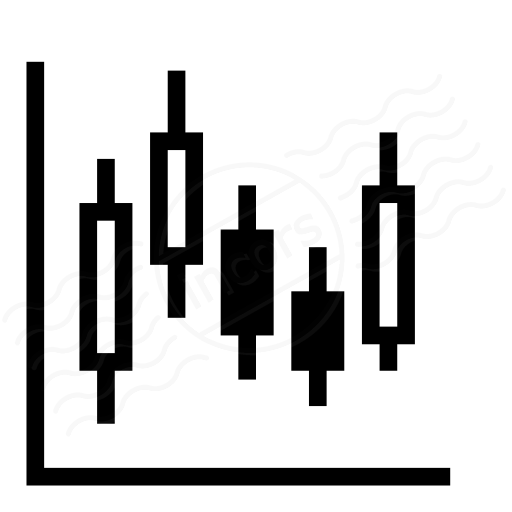 iconexperience 187 icollection 187 chart candlestick icon