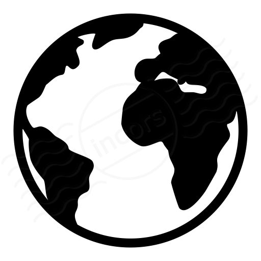 IconExperience » I-Collection » Earth Icon
