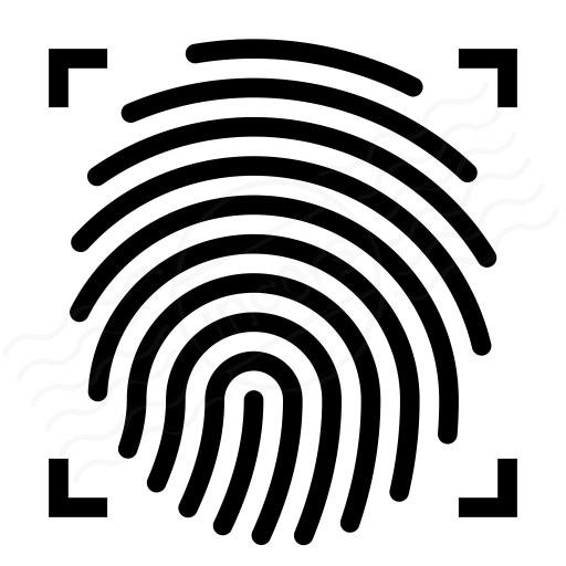 IconExperience » I-Collection » Fingerprint Scan Icon: https://www.iconexperience.com/i_collection/icons/?icon=fingerprint...