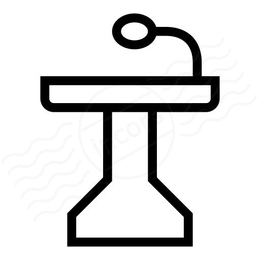 Podium key generator