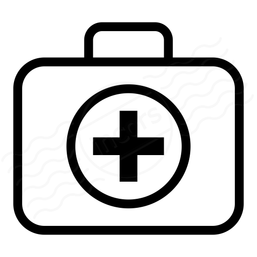 iconexperience  u00bb i collection  u00bb medical bag icon first aid clip art borders first aid clip art and free