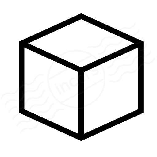 IconExperience » I-Collection » Object Cube Icon: https://www.iconexperience.com/i_collection/icons/?icon=object_cube