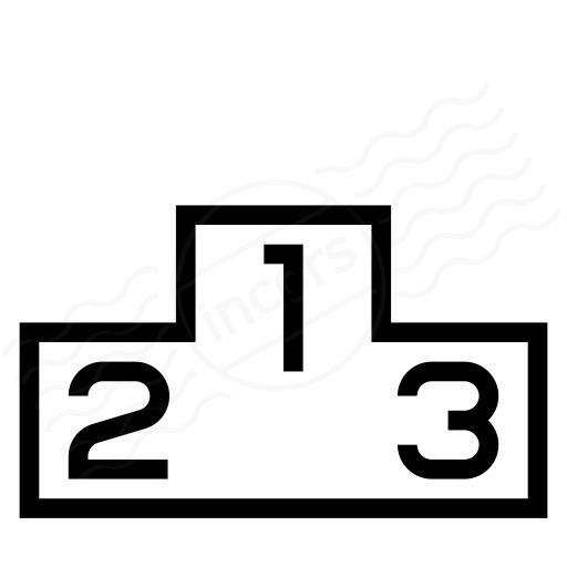 Iconexperience 187 I Collection 187 Podium Icon