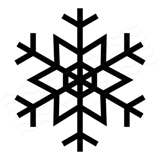 Iconexperience 187 I Collection 187 Snowflake Icon