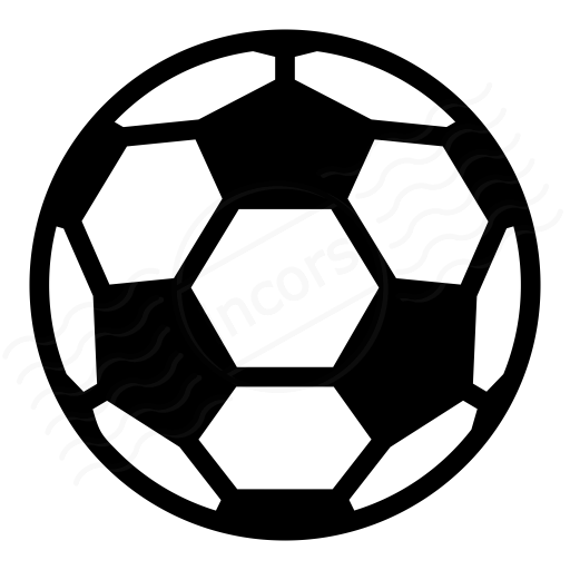 IconExperience » I-Collection » Soccer Ball Icon
