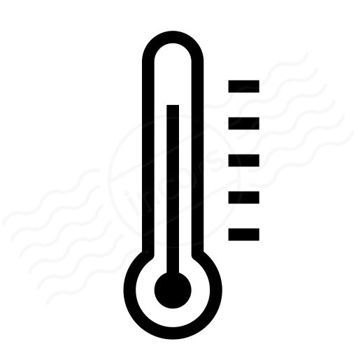 Iconexperience 187 I Collection 187 Thermometer Icon