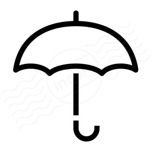 Iconexperience 187 I Collection 187 Umbrella Open Icon
