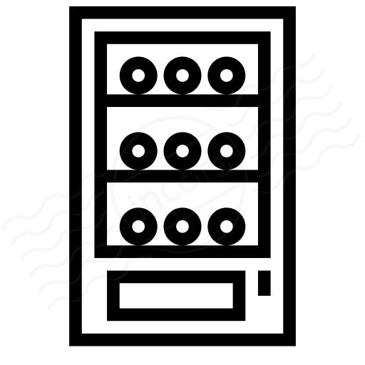 vending machine icons