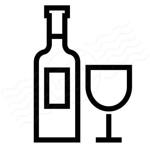 IconExperience » I-Collection » Wine Icon: iconexperience.com/i_collection/icons/?icon=wine
