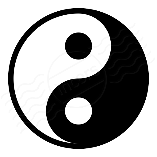 iconexperience » i-collection » yinyang icon