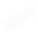 Cabinet Warning Icon 128x128