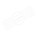 Keyboard Key 0 Icon 128x128