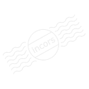 Keyboard Key I Icon 128x128