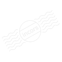Server Mail Download Icon 128x128