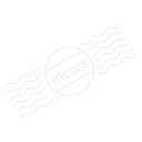Sign Warning Voltage Icon 128x128