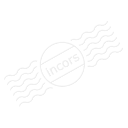Wine White Glass Icon 128x128