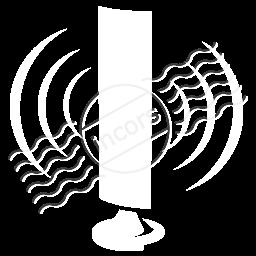 Iconexperience M Collection Antenna Icon