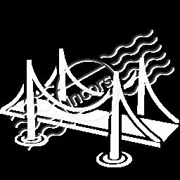 Iconexperience M Collection Bridge Icon