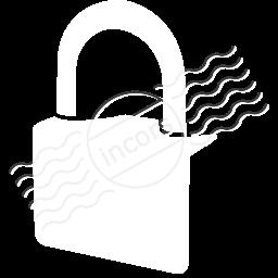 Iconexperience M Collection Lock Icon