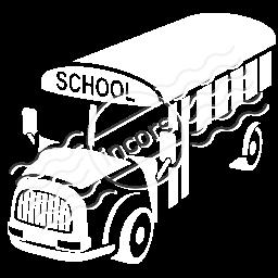 Iconexperience M Collection Schoolbus Icon