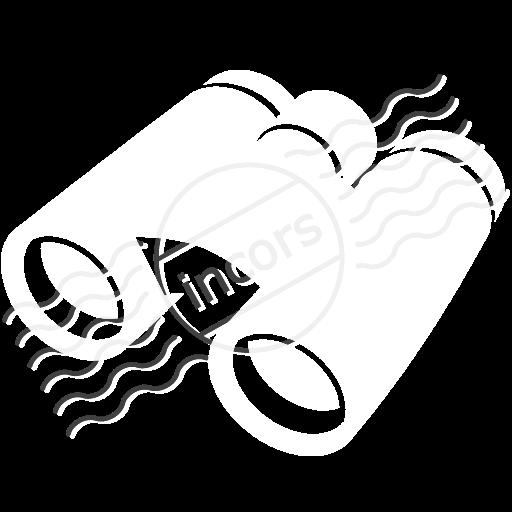 IconExperience » M-Collection » Binocular Icon