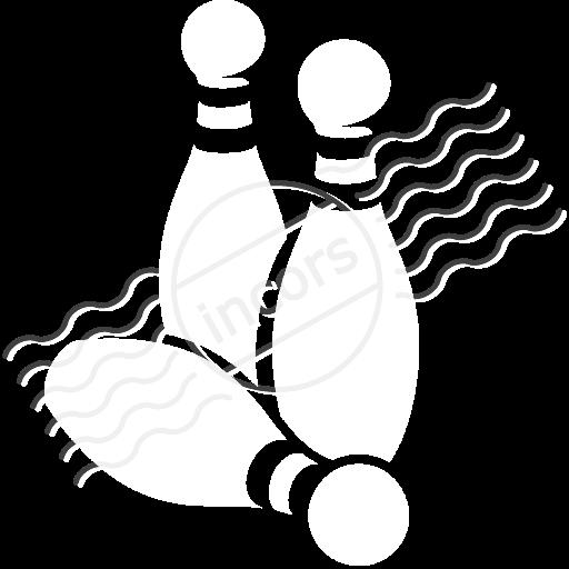 Bowling pin png bowling pins icon
