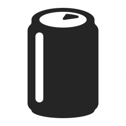 Beverage Can Icon 256x256