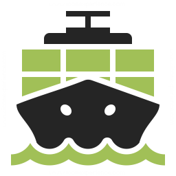 Containership Icon 256x256