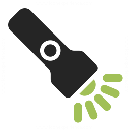 Flashlight Icon 256x256