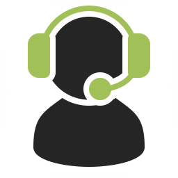 User Headset Icon 256x256